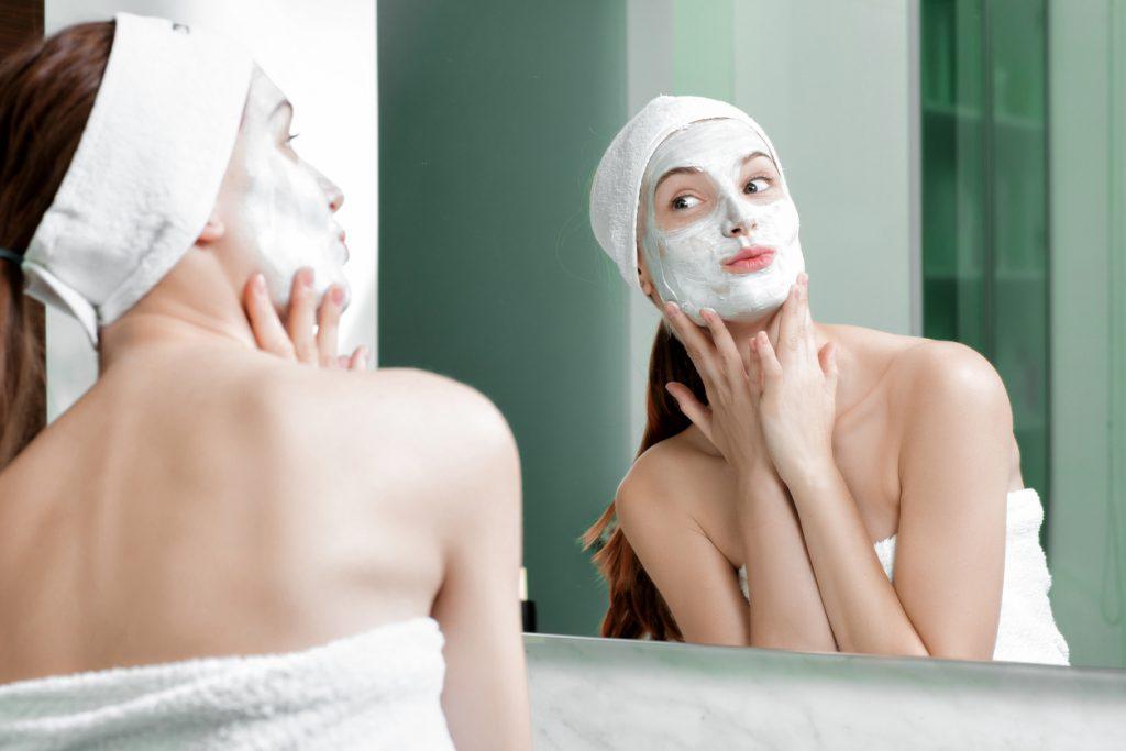 máscaras faciais para fazer em casa