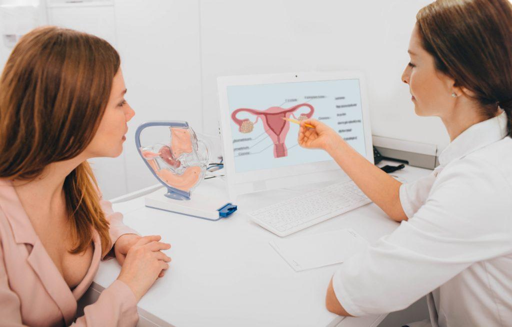 primeira consulta no ginecologista